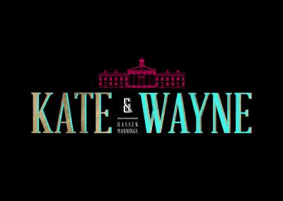 Kate and Wayne